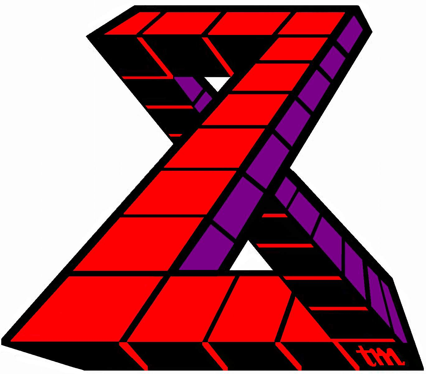 Our Zigfinity logo says it all Zigzag